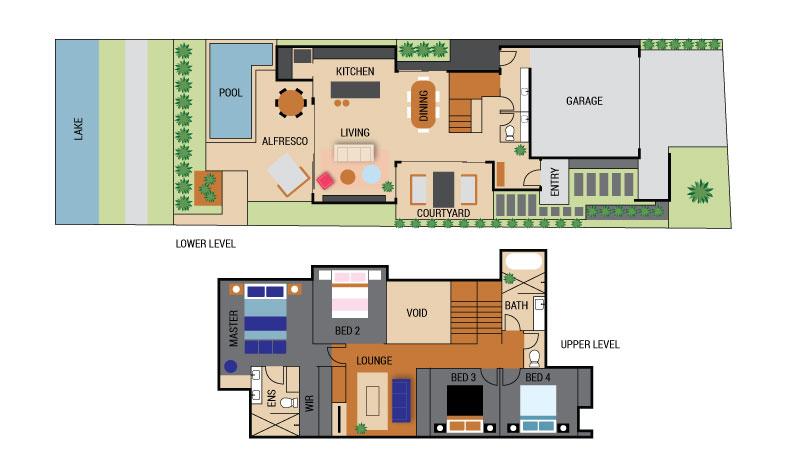 Overall Floorplan