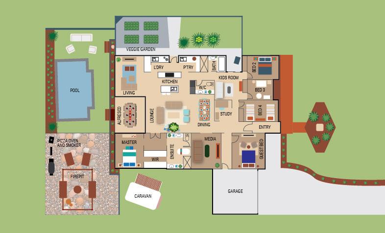 Lottery #439 Floorplan